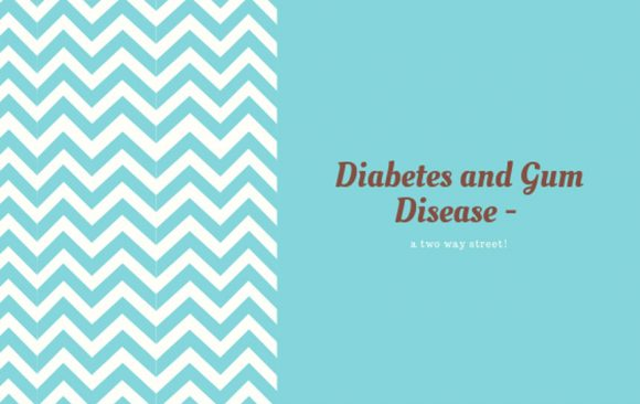 Diabetes and Oral Health – There is a Link!